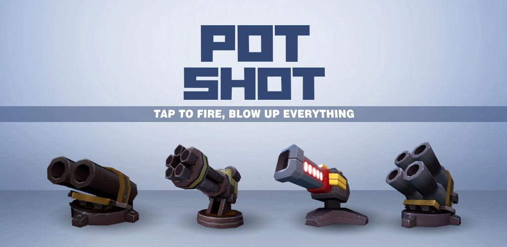 Pot Shot-Crush Box