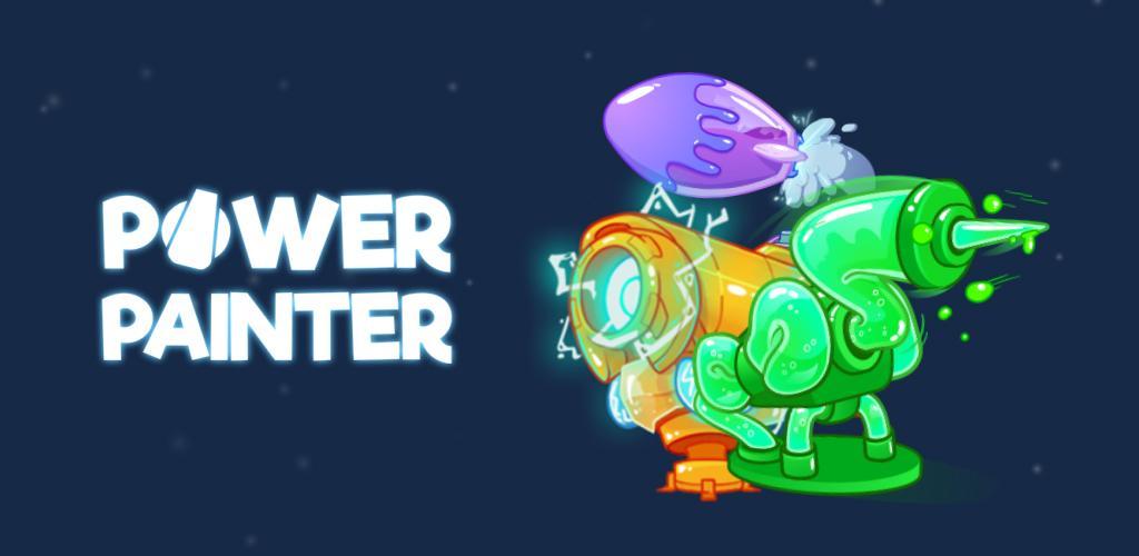 Power Painter - Merge Tower Defense Game