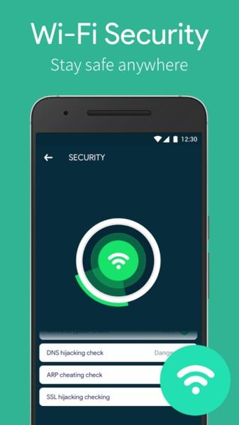دانلود Power Security-AntiVirus Clean VIP 2.1.5.1 - آنتی ویروس قوی اندروید !