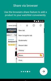 Price Alert for Amazon