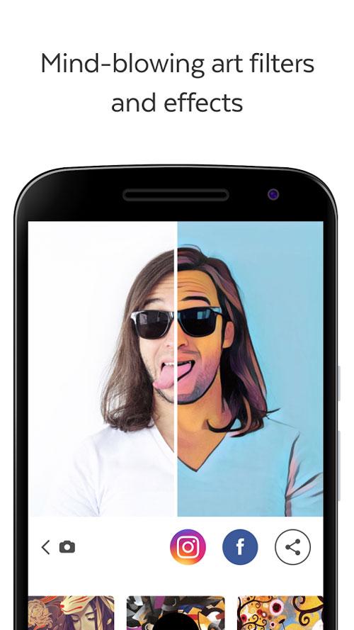 دانلود Prisma Premium 2.8.4.342 - اپلیکیشن خارق العاده افکت گذاری عکس