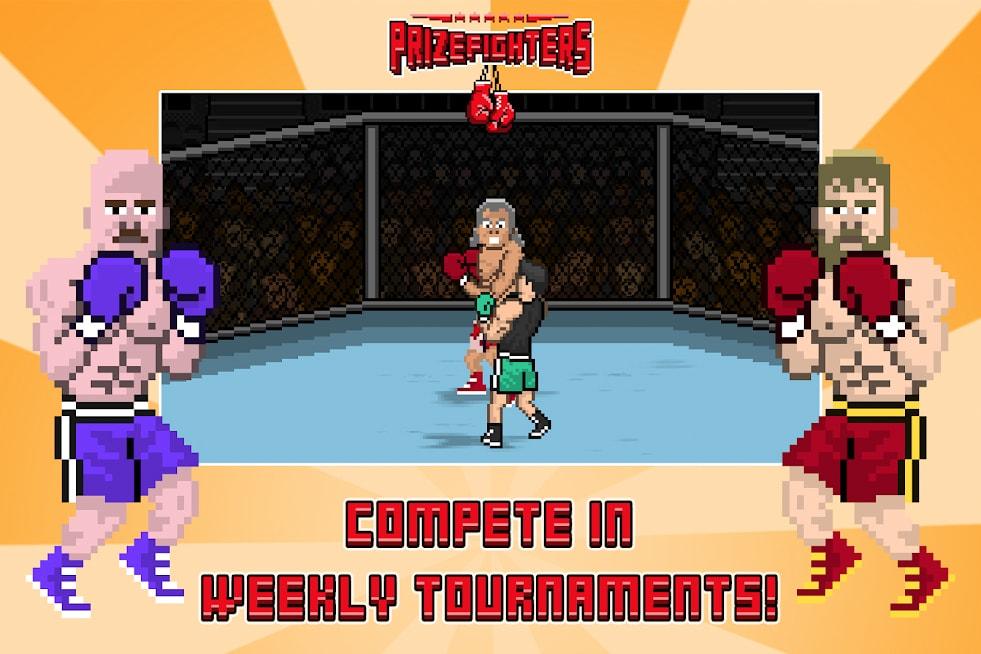 دانلود Prizefighters 2.7.1 - بازی ورزشی فوق العاده