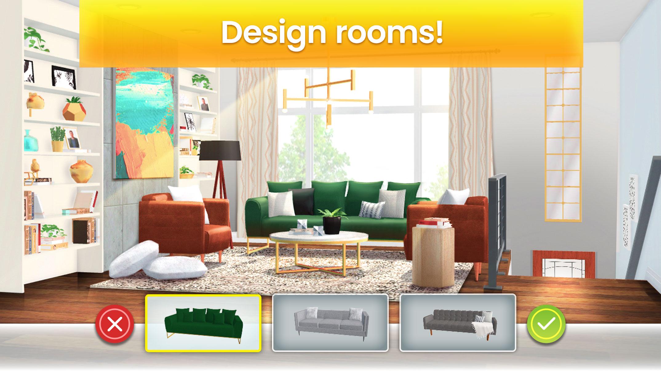 %معرفی بازی Property Brothers Home Design - اندروید