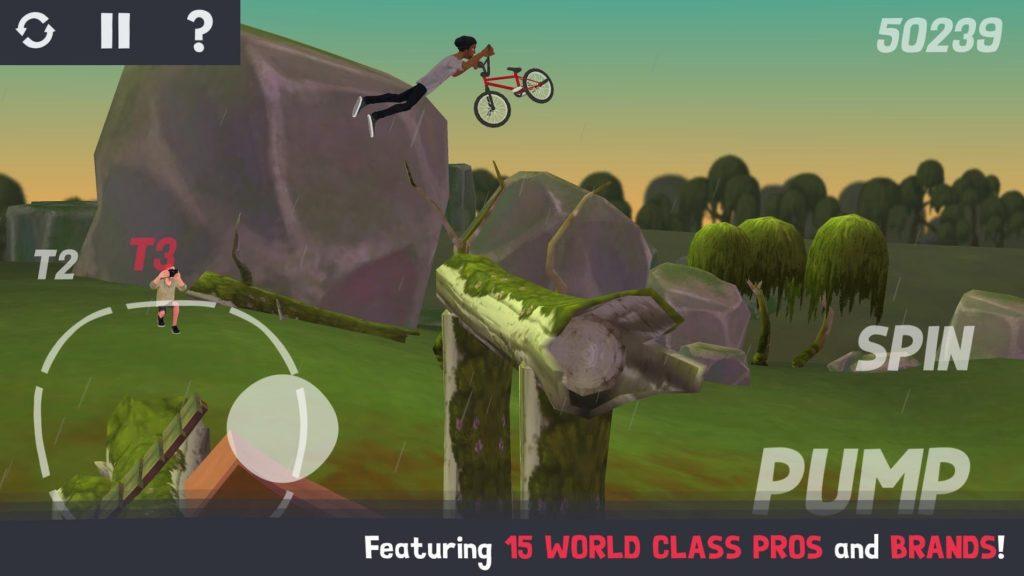 دانلود Pumped BMX 3 1.0.4 - بازی آرکید