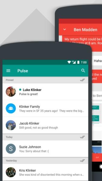 دانلود Pulse SMS Full 4.10.1.2523 - برنامه مدیریت پیام کوتاه اندروید + Free