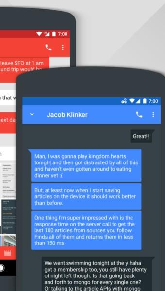 دانلود Pulse SMS Full 3.1.3.2150 - برنامه مدیریت پیام کوتاه اندروید + Free