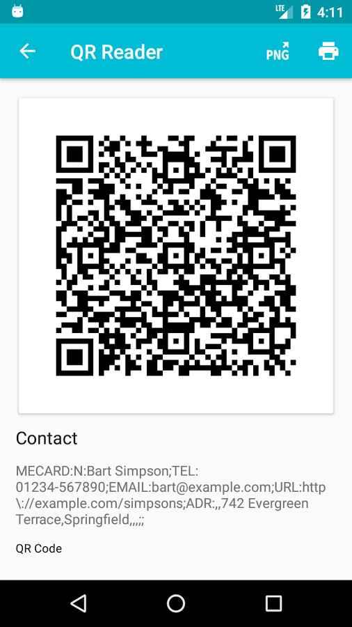 دانلود QR & Barcode Reader (Pro) 2.4.1-P - بارکد اسکنر سریع و پر امکانات اندروید