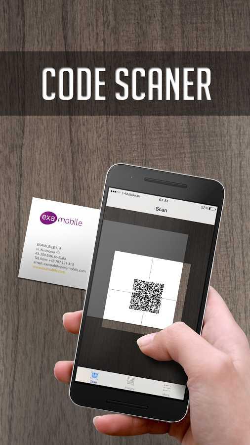 دانلود QR Code Scanner Full 1.0.6 - بارکد اسکنر سریع و آسان اندروید !