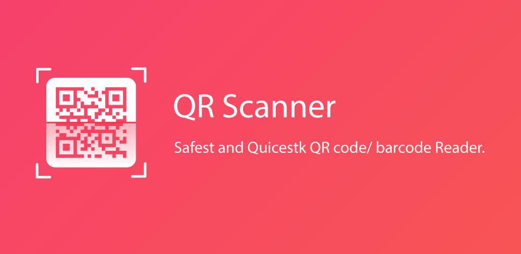 QR Scanner : QR code generator, barcode Scanners