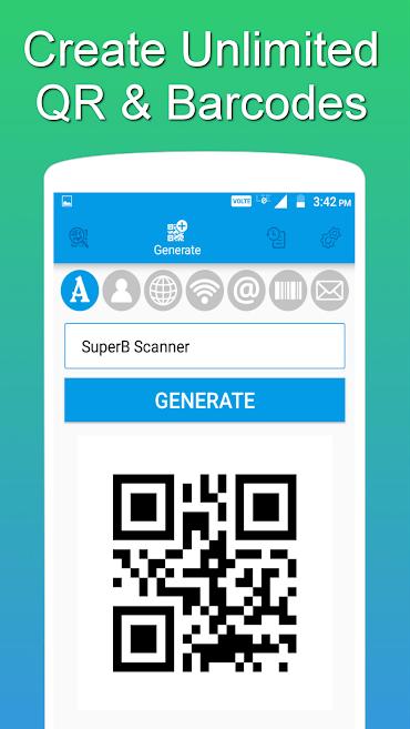 دانلود QR and Barcode Scanner PRO 1.2.4 - بارکد اسکنر ایمن اندروید!