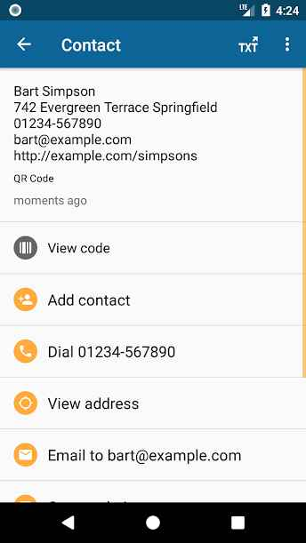 QRbot: QR Code Reader and Barcode Reader