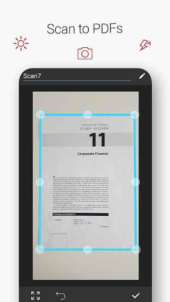 Quick PDF - Scan, Edit, View, Fill, Sign, Convert