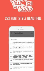 Quote Me Write text on photo.4 175x280 دانلود Quote Me – Write text on photo 1.8 – برنامه جذاب و جالب و خوب پر امکانات افزودن متن به تصاویر آندروید !