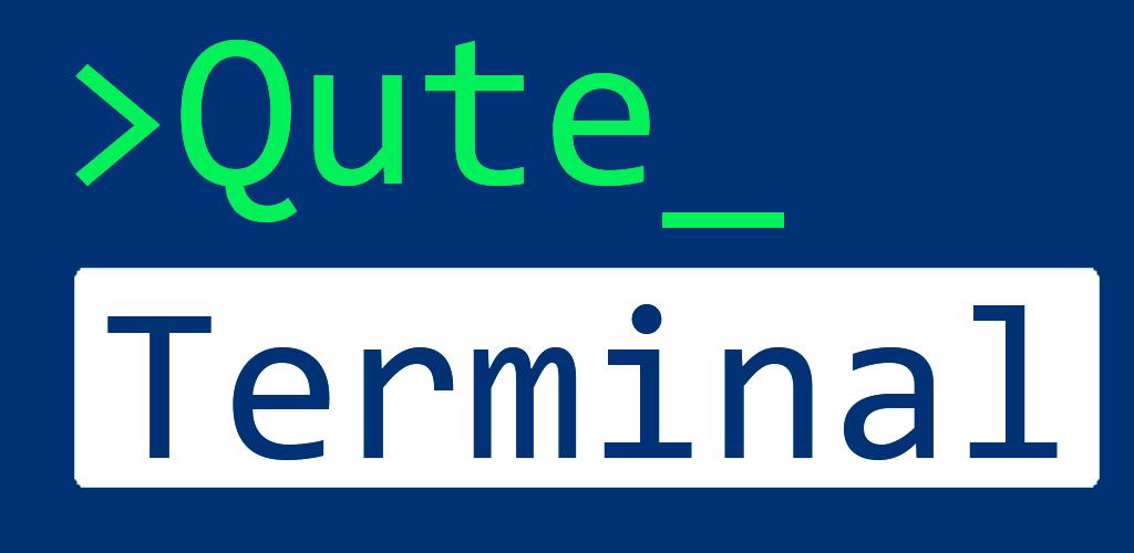 Qute: Terminal console Premium