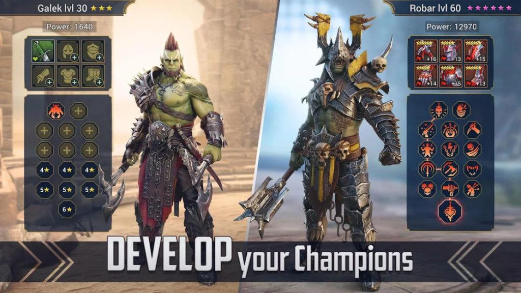 دانلود RAID: Shadow Legends 1.13.2 - بازی نقش آفرینی