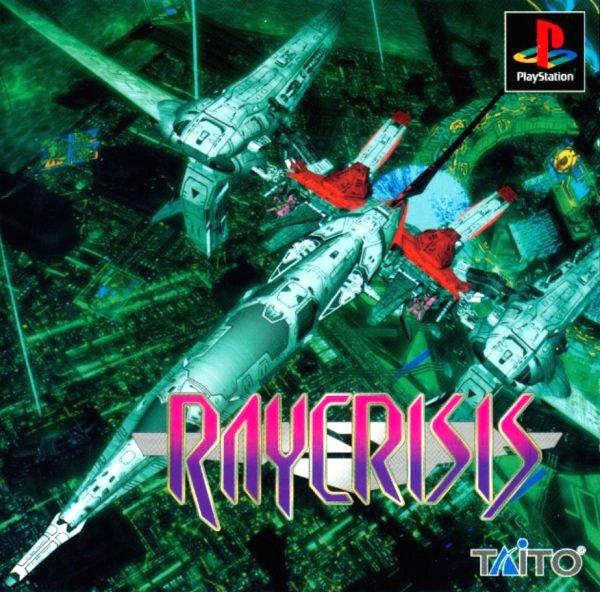 RAYCRISIS Android Games