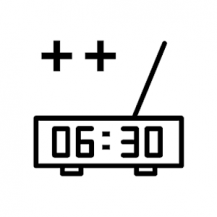 Radio Alarm Clock++