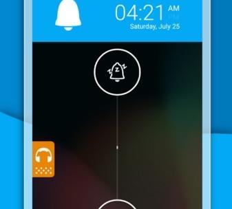 Radio Alarm Clock - PocketBell