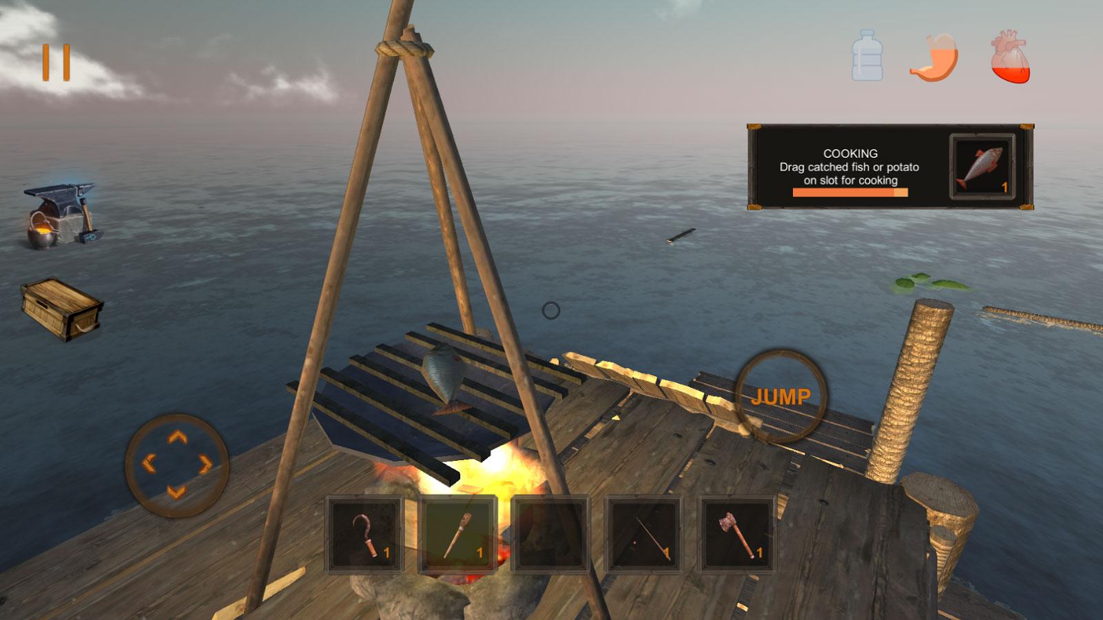 Raft Survival : Ultimate