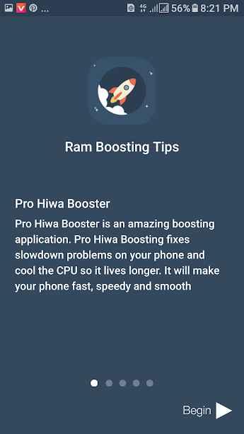 دانلود Ram Booster Pro 2019 1.0 - برنامه شتاب دهنده رم گوشی اندروید