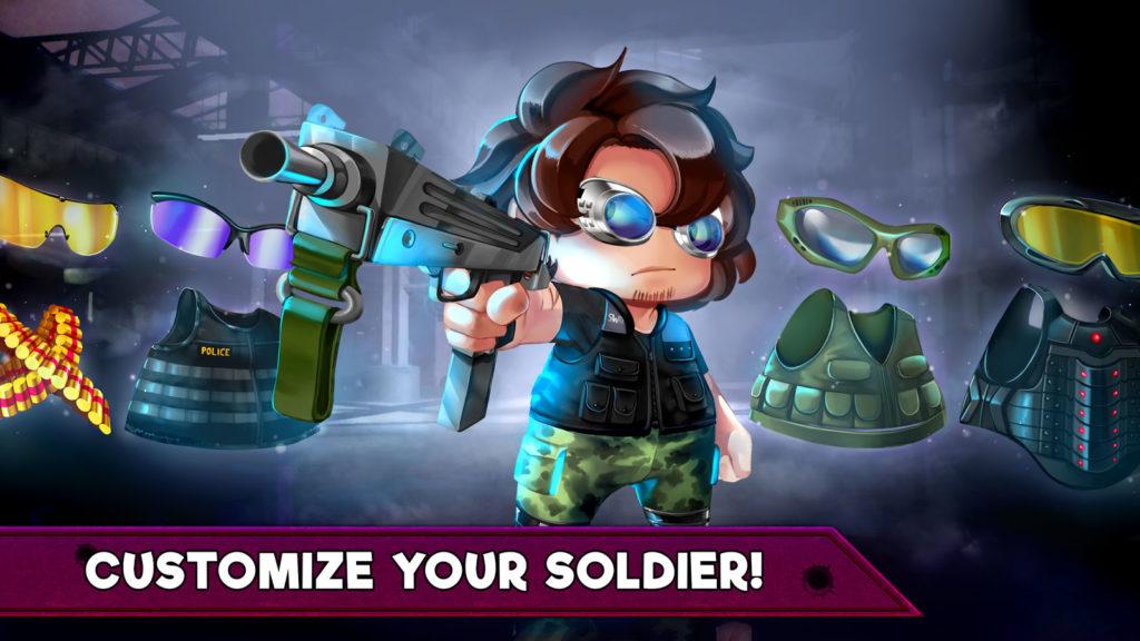 دانلود Ramboat 2 - Soldier Shooting Game 1.0.58 - بازی قایق سواری و تیراندازی اندروید + مود