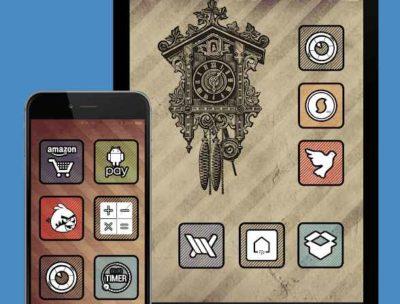 Raya Icon Pack | NEW dashboard