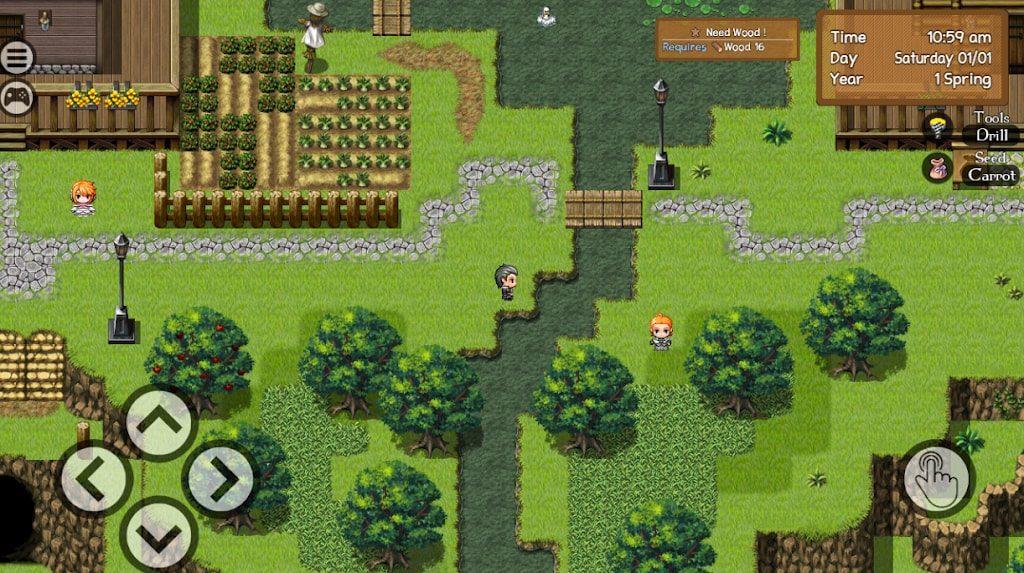 دانلود Re Village 1.4 - بازی شبیه سازی جالب