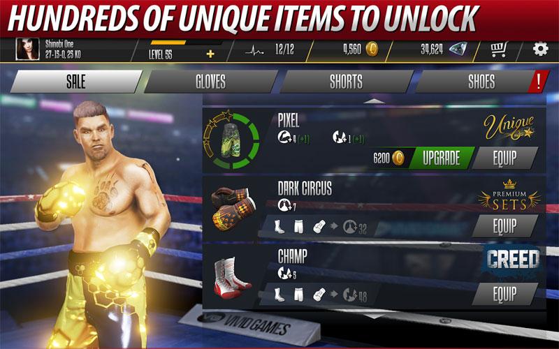 دانلود Real Boxing 2 ROCKY 1.8.8 - بازی بوکس واقعی 2 اندروید + مود + دیتا