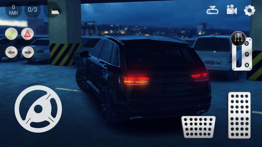 دانلود Real Car Parking 2 : Driving School 2018 2.01 - بازی چالش پارکینگ 2018 اندروید + مود