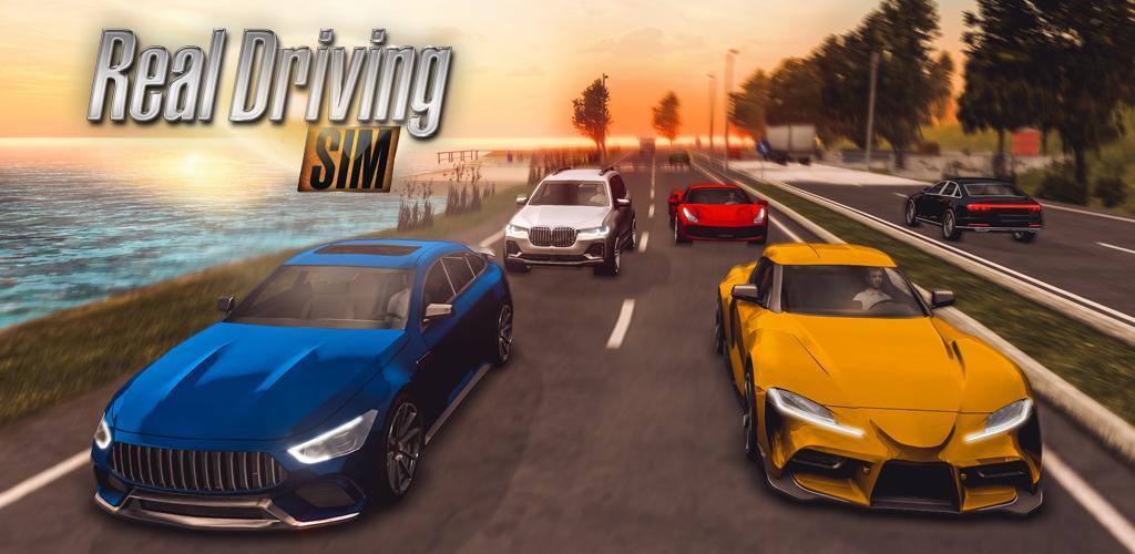 Real Driving Sim شبیه ساز رانندگی واقعی