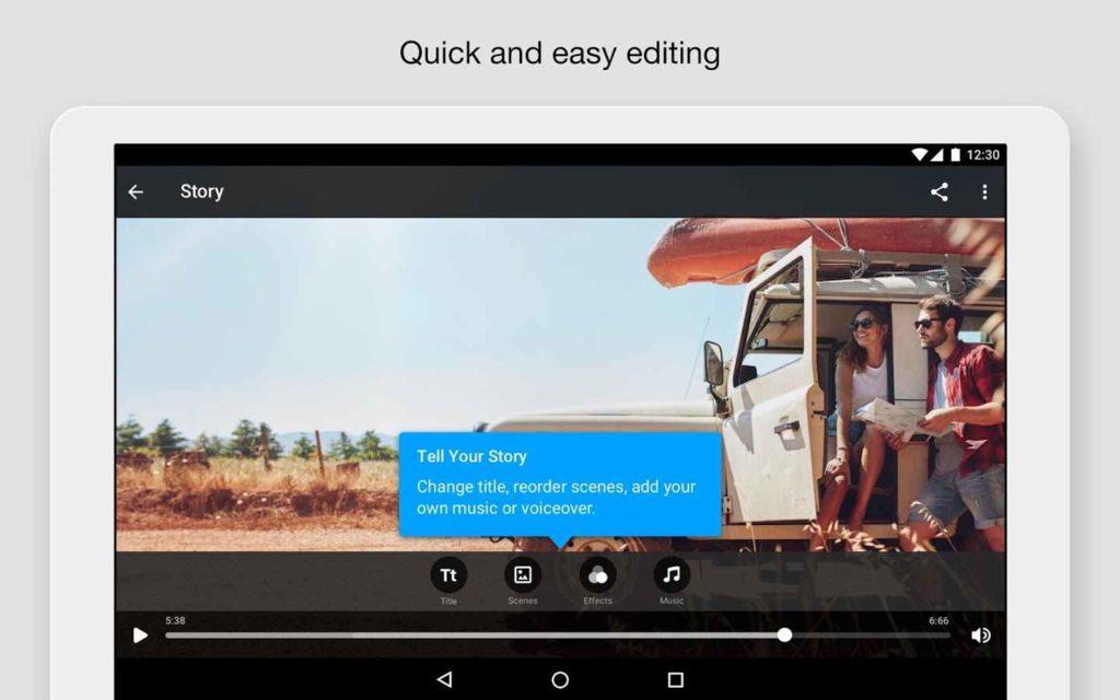 دانلود RealTimes Video Maker 5.7.3 - برنامه ساخت سریع ویدئو کلاژ اندروید !