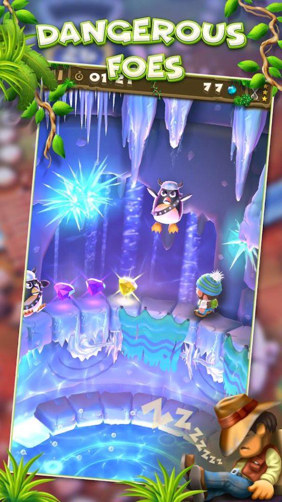 دانلود Relic Looter: Mask of tomb 1.6.2 - بازی آرکید چالش برانگیز