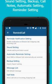 RemindCall - Call Reminder, Call Notes