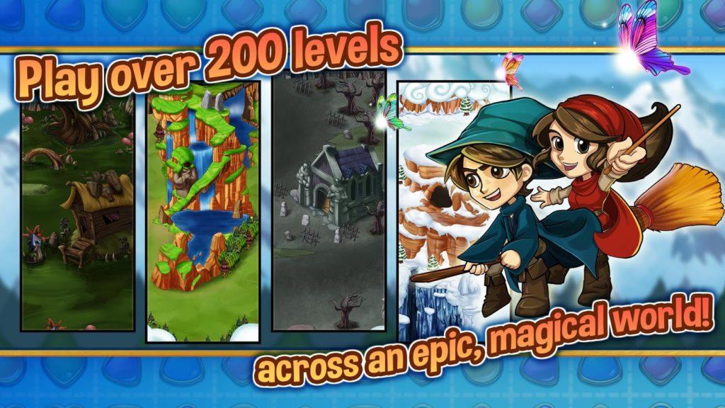 دانلود Rescue Quest Gold 1.0 - بازی پازل تطبیق ساز عالی اندروید + دیتا