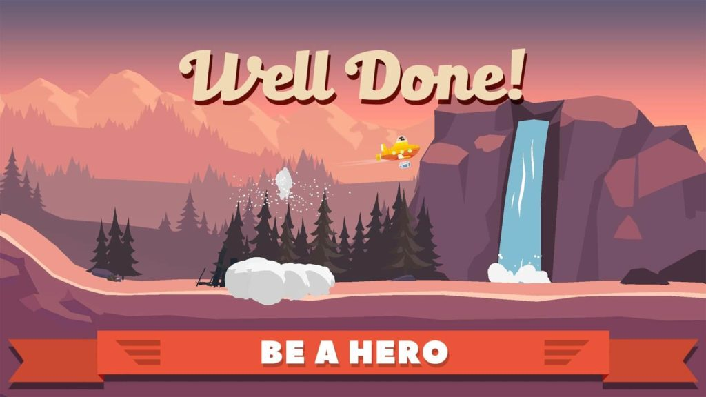دانلود Rescue Wings 1.5.0 - بازی آرکید
