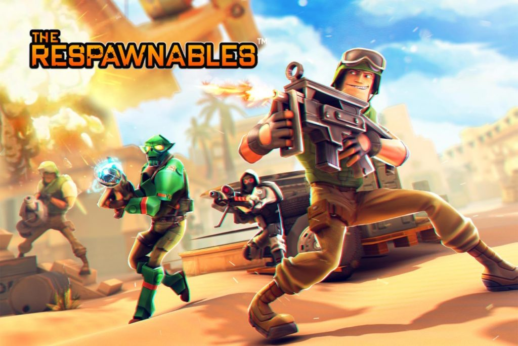 دانلود Respawnables 8.4.1 - بازی تیراندازی فوق العاده