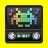 Retro Games Music - 8bit, Chiptune, SID-Logo