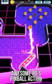 Retro Shot Pinball Puzzle Games