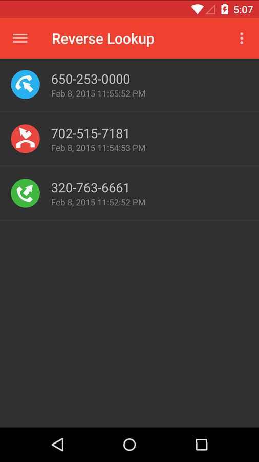 دانلود Reverse Lookup PLUS 3.4.9 - برنامه جستجو معکوس تماس ناشناس اندروید