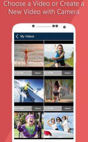 Reverse Video Movie Camera Fun Premium