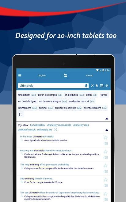 دانلود Reverso Translation Dictionary Premium 9.2.5 - اپلیکیشن دیکشنری جامع و محبوب اندروید !