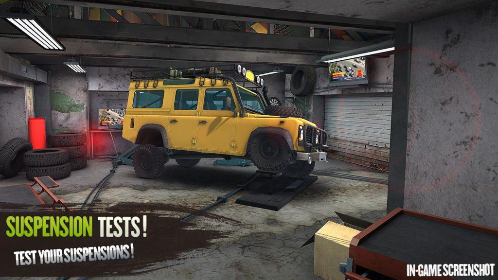 دانلود Revolution Offroad : Spin Simulation 1.1.4 - بازی رانندگی در شرایط سخت