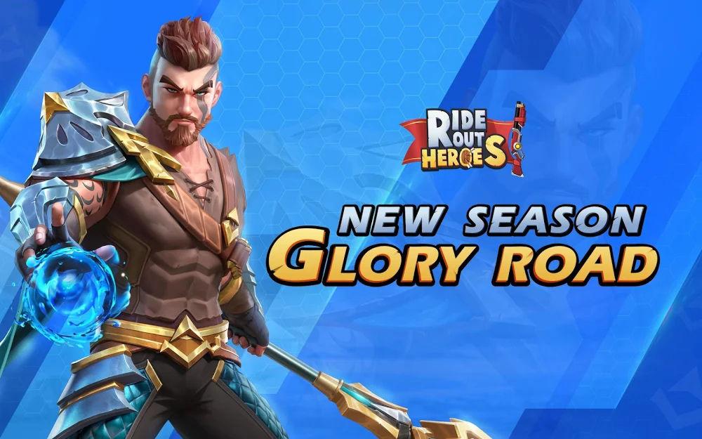 دانلود Ride Out Heroes 1.400001.342316 - بازی اکشن بتل رویال