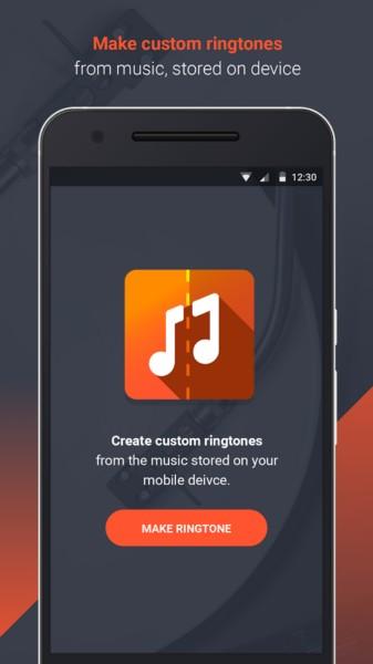 دانلود Ringtone Maker Wiz 1.3 - ساخت حرفه ای رینگتون اندروید