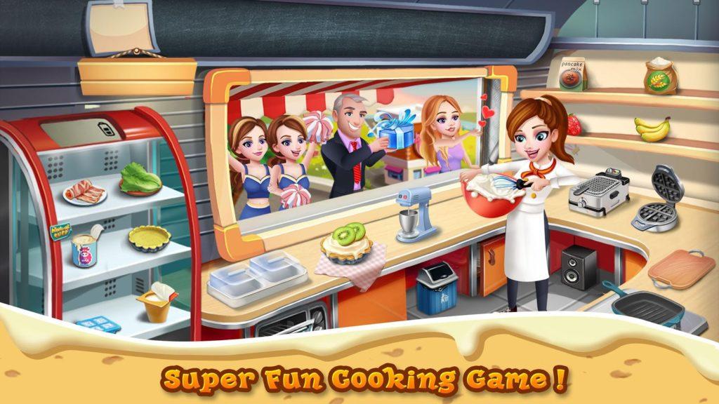 دانلود Rising Super Chef 2 : Cooking Game 3.0.2 - بازی رستوران داری