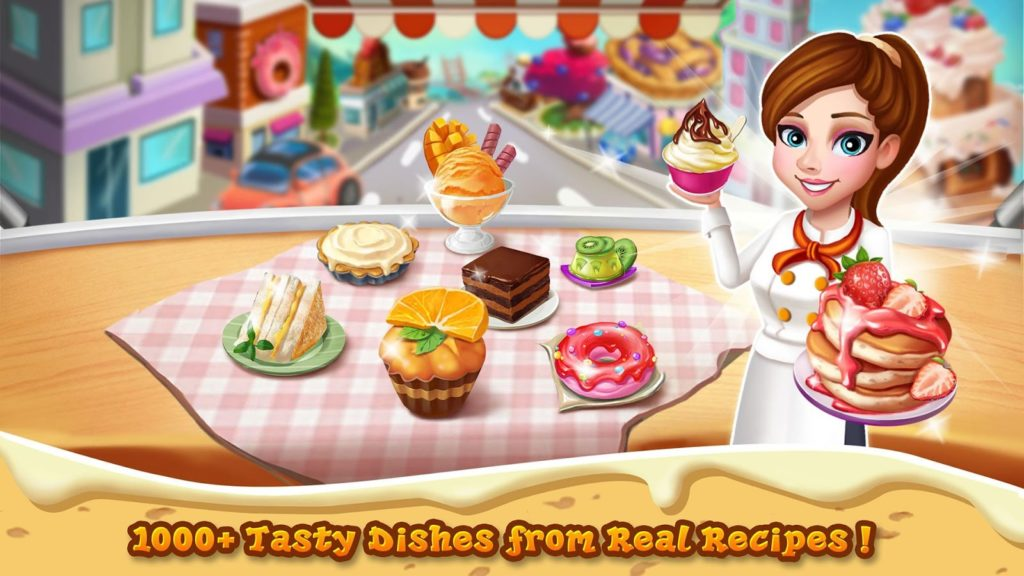 دانلود Rising Super Chef 2 : Cooking Game 3.11.2 - بازی رستوران داری