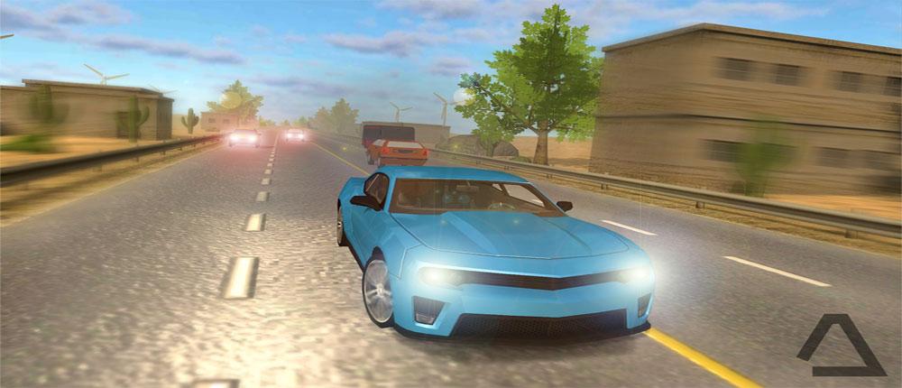 Road Racer: Evolution Games