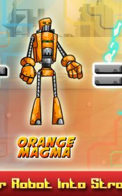 Robot Evolved : Clash Mobile
