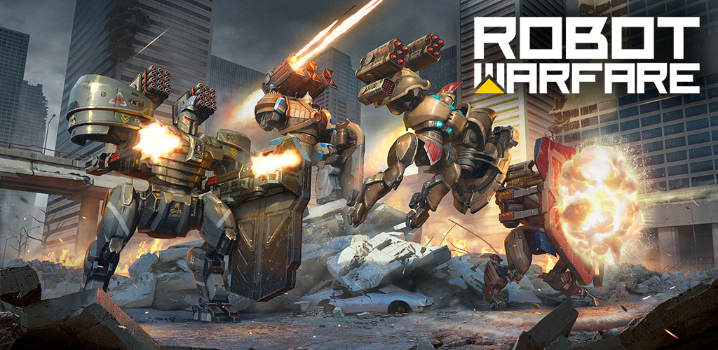 Robot Warfare Mech battle
