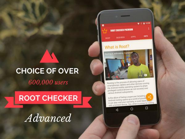 Root Checker Advanced